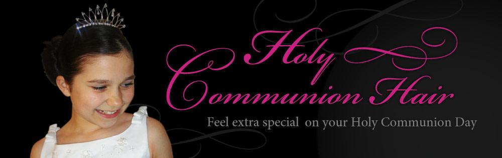 Mobile Hairdresser for Holy Communions