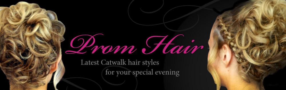 Prom hair dressers