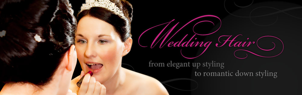 Wedding Hairdressers in Newcastle Under Lyme