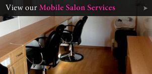 Mobile Hairdresser, Wedding Hair Styles, Newcastle Under