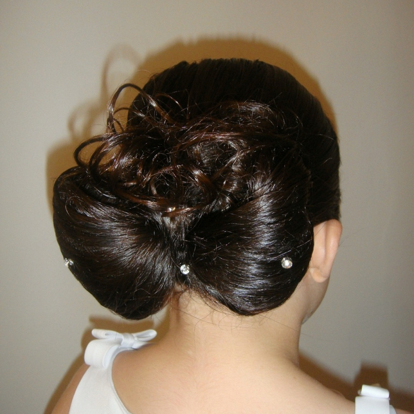 Wedding day hair ideas, prom hairstyles, mobile hairdressers Staffordshire - Gallery - Hair by ...